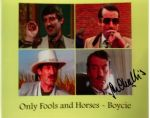 John Challis Only Fools & Horse, Green Green Grass and Dr Who